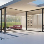 The DWL Architectural S700 Lift & Slide door