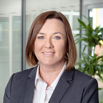 Clare O'Hara, Managing Director, Epwin Window Systems