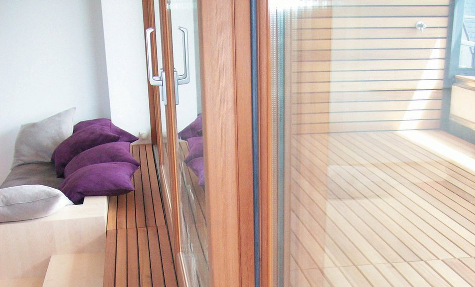 Gentle and quiet closing of the lift and slide doors with G-U's SilentClose