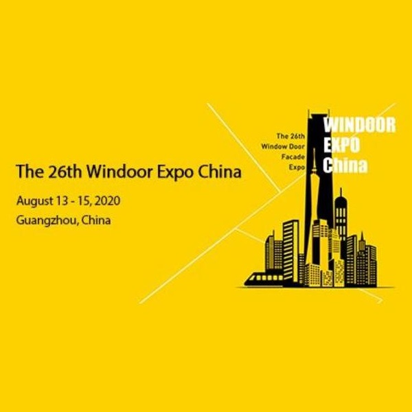 Reschedule Announcement of the 26th Windoor Expo China