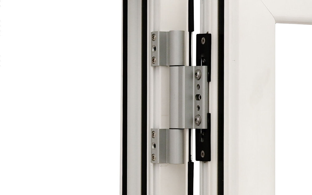 Master introduces CILINDRIKA, the slimline hinge for quick-coupling doors, easy to adjust