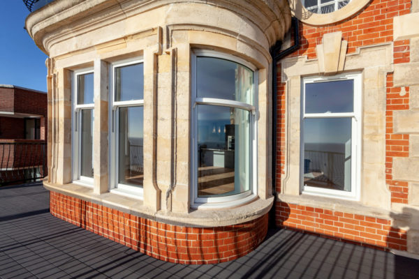 Spectus windows help transform iconic hotel into luxury seafront apartments