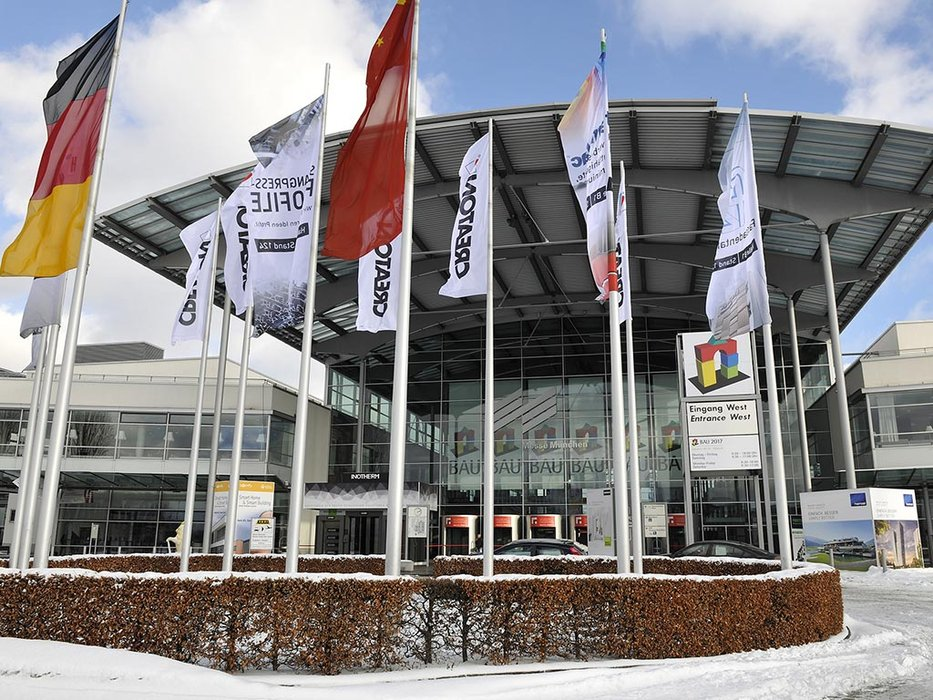 Outstanding Bau 2017 New Records Once Again Windoorexpert Eu