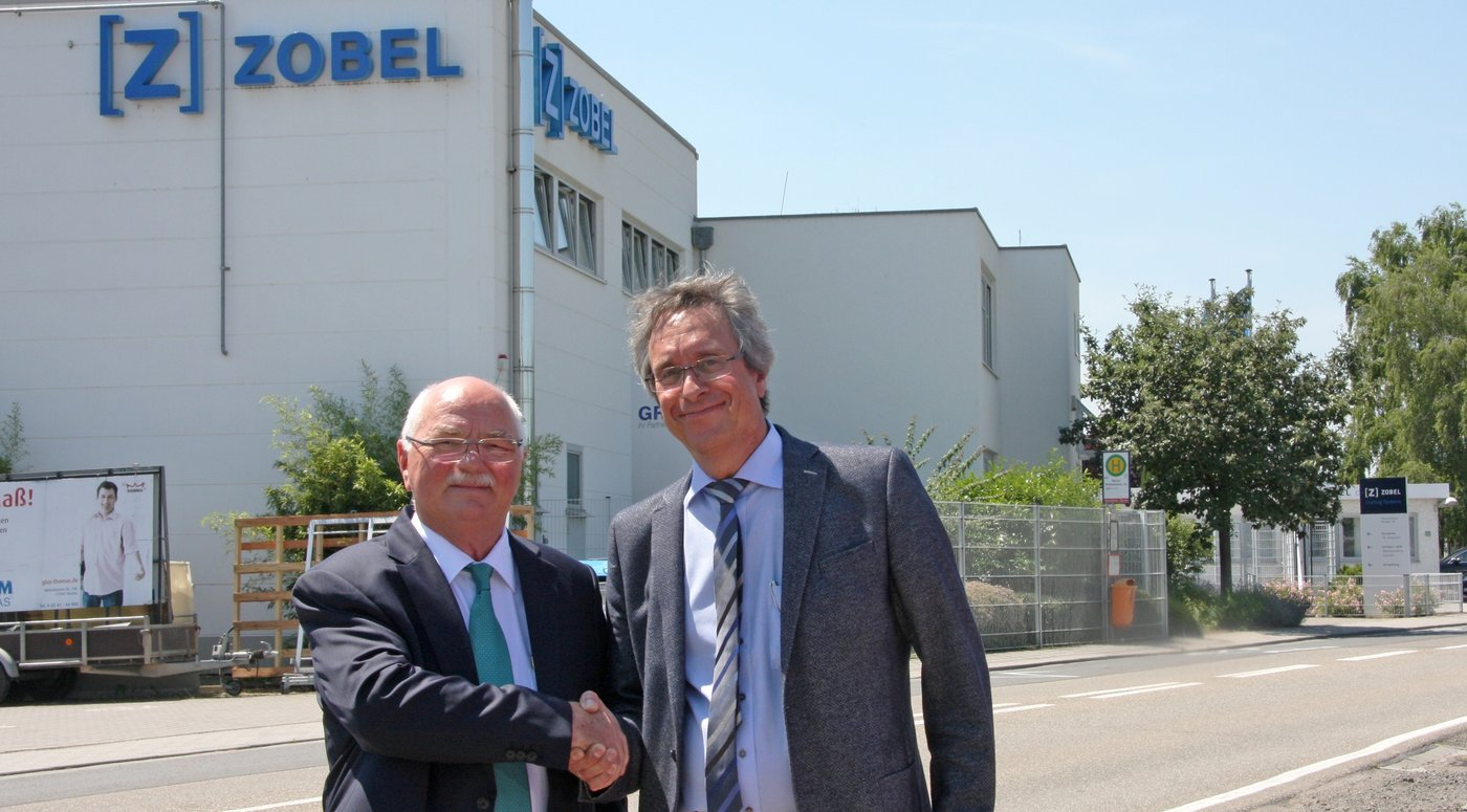 Berger-Gruppe takes over the paint manufacturer Zobel Chemie GmbH